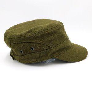 Carhartt Accessories - Carhartt Wool Camden Army Military Cap Hat Surplus